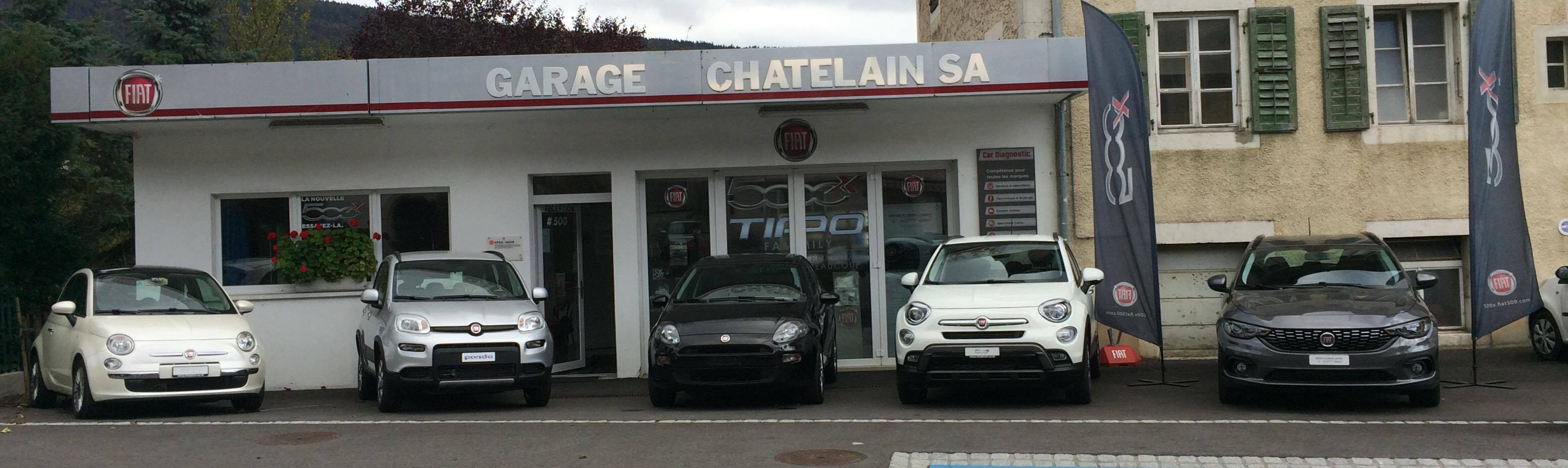 V hicules occasions garage chatelain sa for Garage occasion reprise
